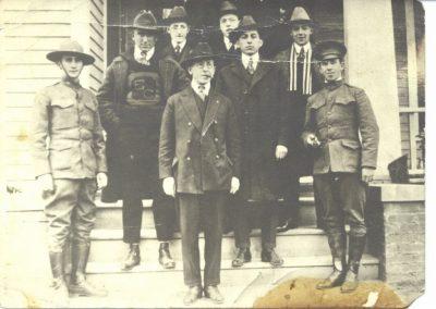 Dallas Doughboys, 1917