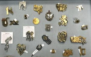 Ginger Jacobs: A Brief Study of Personal Collections, How They Form, and What They Can Represent