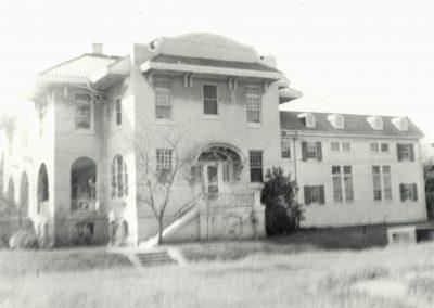 Jewish Community Center on Pocahontas, undated