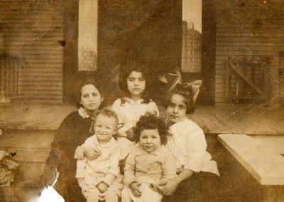 Lubar Children, undated