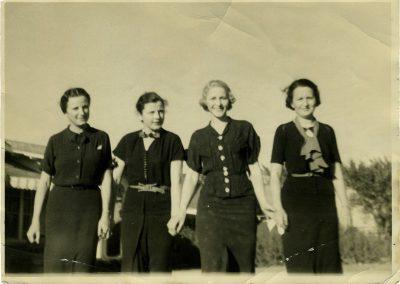 Lubar ladies, undated