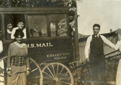 U.S. Mail Collection, undated