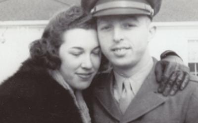 Ellis & May Titche Wartime Correspondence Goes Digital